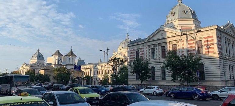 Cum te deplasezi rapid in Bucuresti