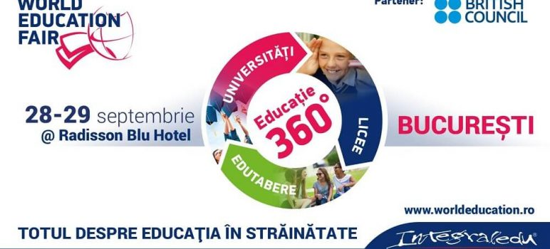 World Education Fair 2019
